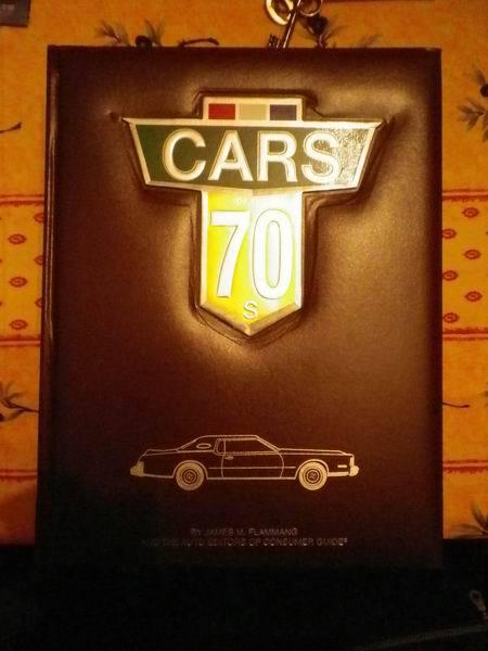 livres 2 * us car ,truck ,moto et  cinema 842747RedimensionnementdeCars70s1
