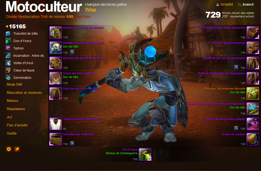 Apply Motoculteur Druide Heal  843455Perso