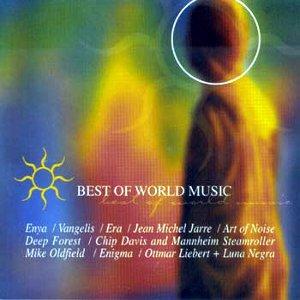 Compilations incluant des chansons de Libera 843456BestofWorldMusic
