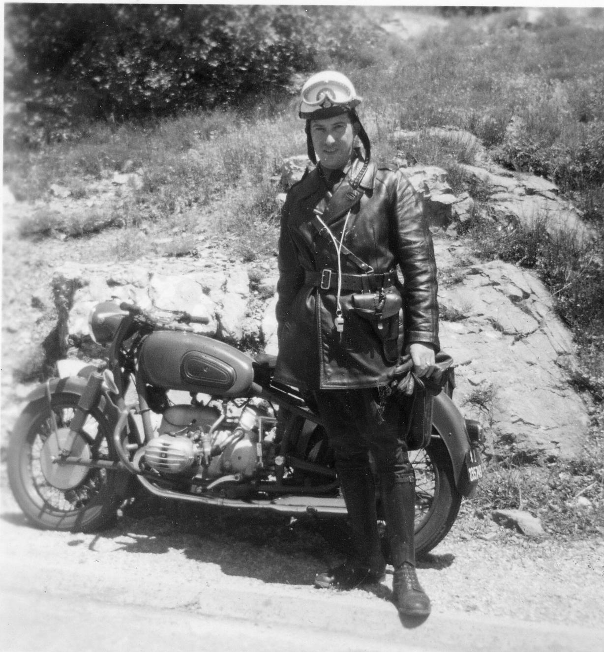 Photos Gendarmerie, BMO de Hyeres  années 1960 843668File0144