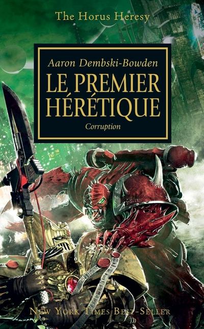 L'Hérésie d'Horus en français (Black Library France) 843733frfirstheretic