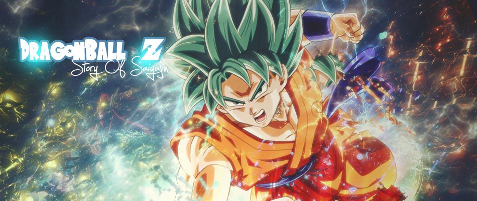 Dragon Ball Z Story of Saiyajins