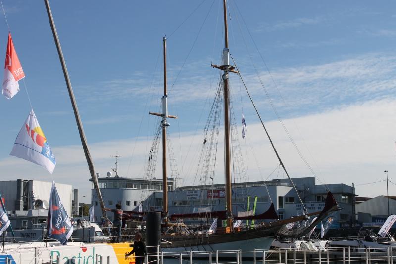 Visite du village et du ponton du Vendée Globe le 25/10/16 844616IMG4549