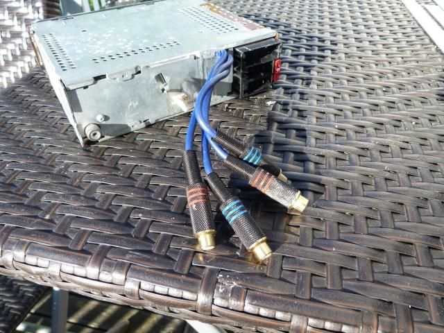 Philips auto radio dc 854 844779P1290647