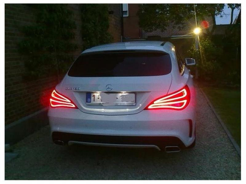 2016 - [Mercedes] CLA restylée - Page 2 8448880274595351007