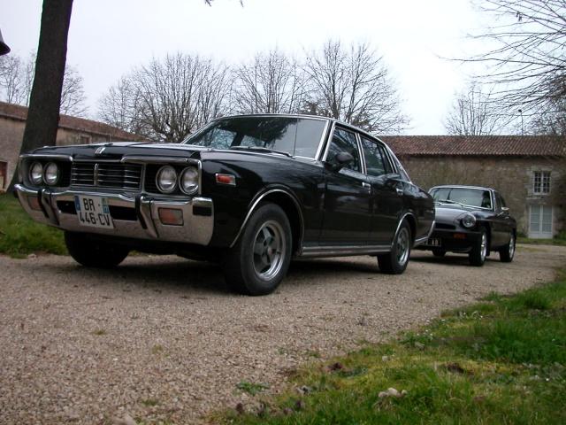 Ma Datsun 260c de 1977 - Page 6 845357DSCN8367