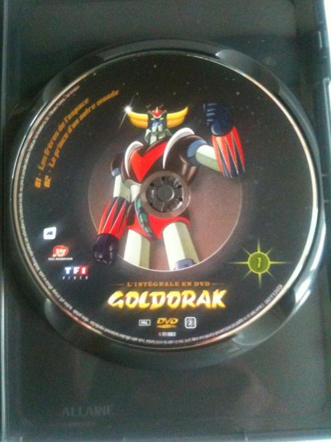 Collection Goldorak DVD. 845576IMG2960