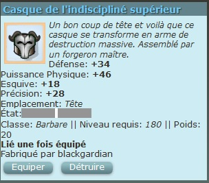 Casques de l'indiscipliné sup 846046CasquesIndSup