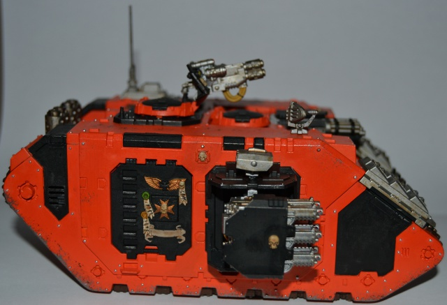 [CDA Armour] Nalhutta : Land Raider Crusader Blazing templars. 846059004