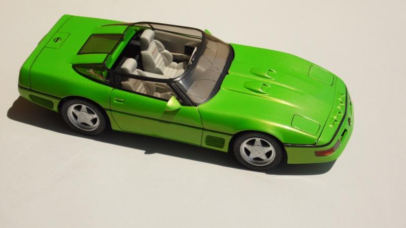 Corvette Callaway speedster Monogram. 846108SAM7890