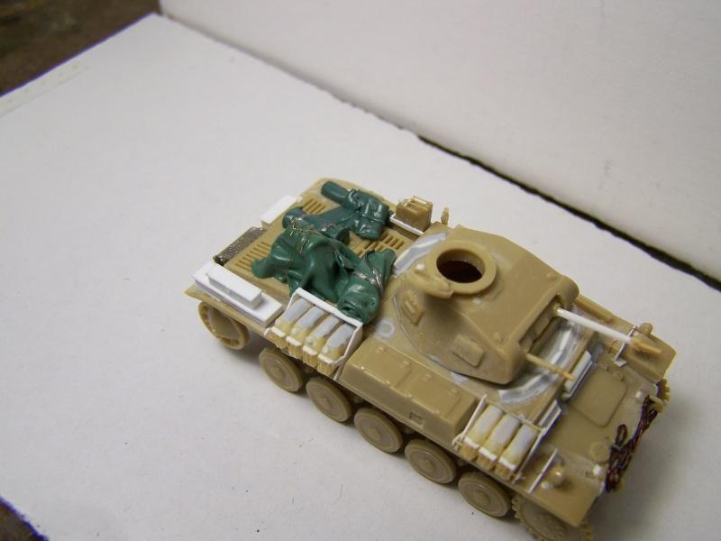 Panzer 2 auf F Africa Korps 1941  (Terminé) 8466631005374