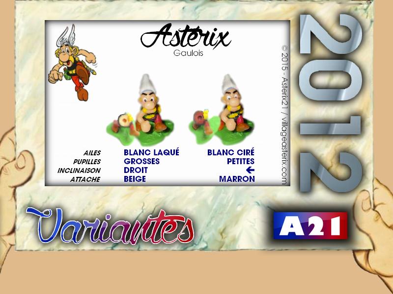 Astérix® les Variantes d'Hier et d'Aujourd'hui [Le Catalogue] 846824MarbreVariantesKinder2012Astrix