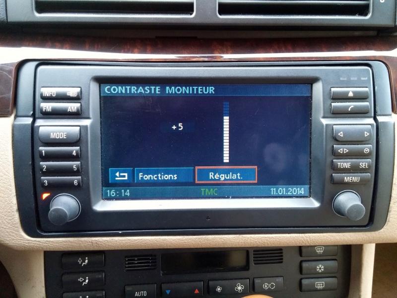 Les menus du GPS mk4 847132Rglageducontrastedumoniteur