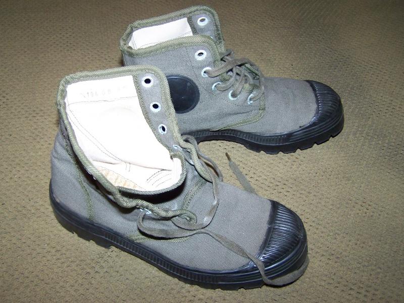 Chaussures de brousse françaises 8474091008694