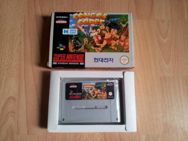 Prupru's Collection ! 100% Super Nintendo et 200% Super Comboy !! 847443CongosCaper