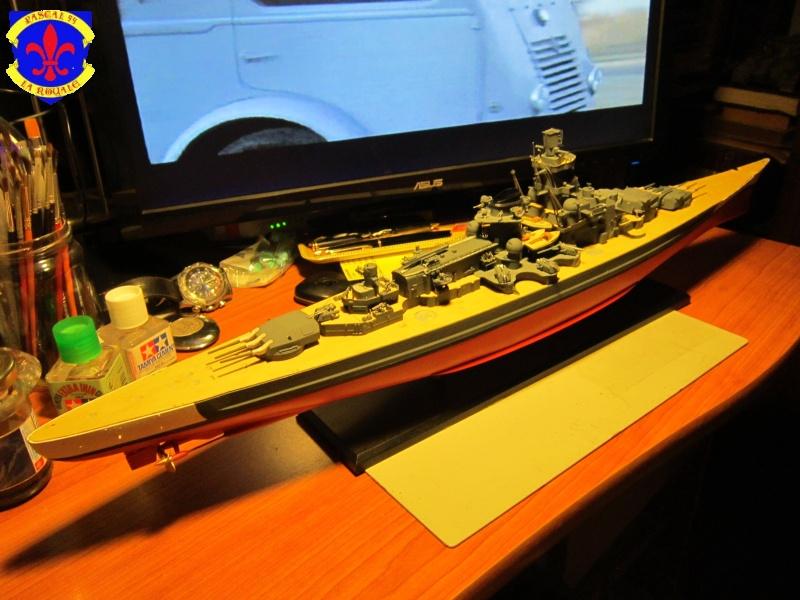 Croiseur de bataille Scharnhorst  au 1/350 de dragon - Page 6 847842IMG1363L