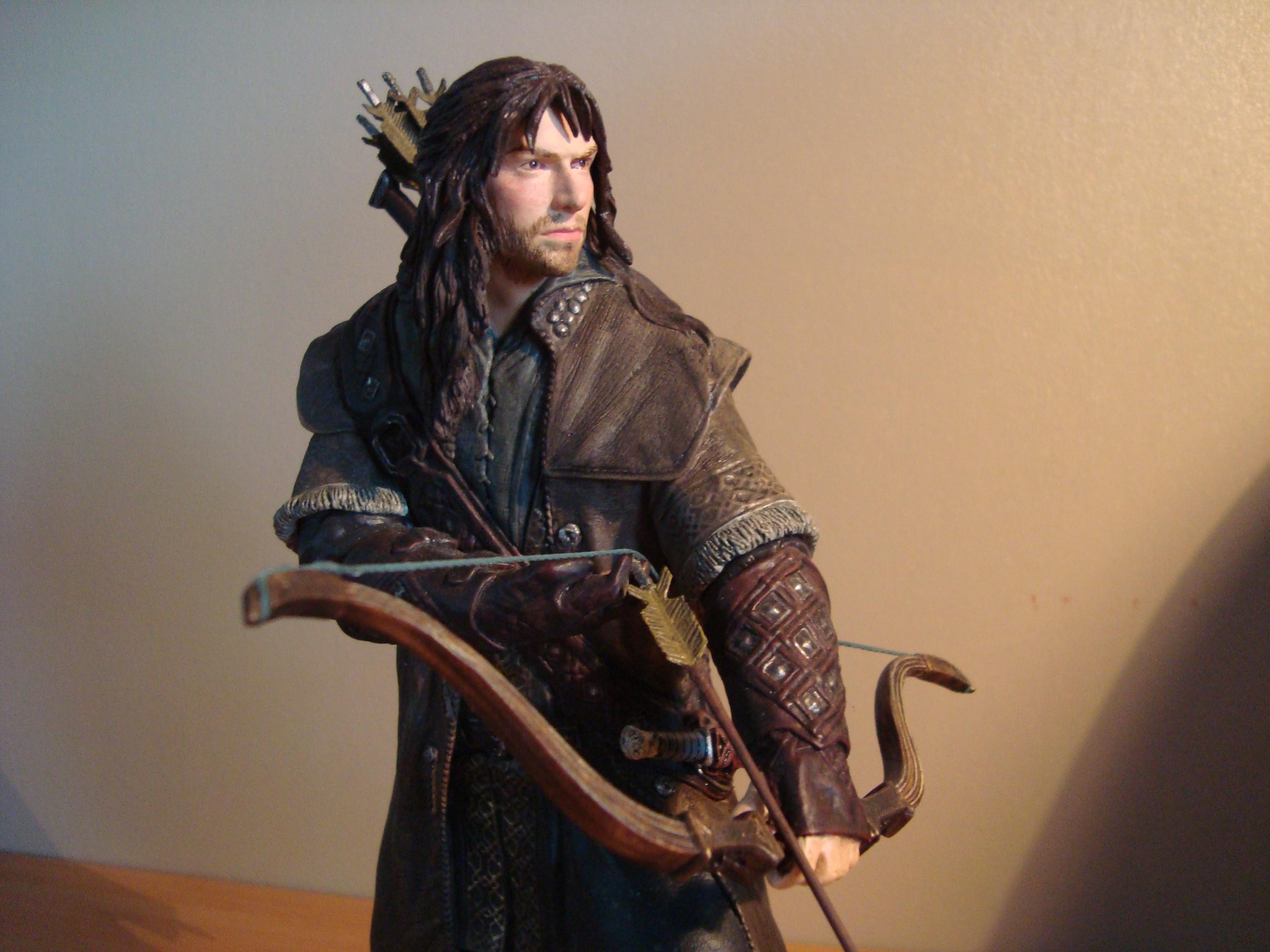Le Seigneur des Anneaux / The Hobbit #3 848294Kilithedwarf02