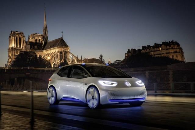 La première mondiale de l'I.D. lance le compte à rebours vers une nouvelle ère Volkswagen  848664volkswagenidconceptdesign0011