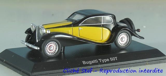 """Wagon porte autos Bugatti """"M. Fritz Schlumpf"""" 848725NeoBugattiT50jauneIMG4519R"""