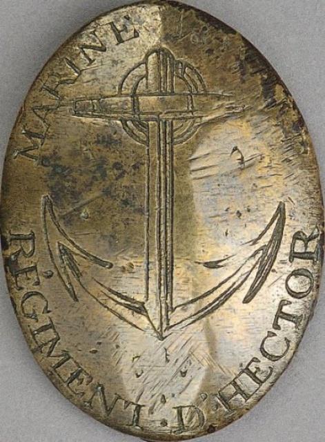 Le régiment d'Hector. 848761528