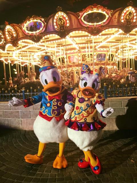 [Hong - Kong Disneyland] Festivités des 10 ans 848802w36