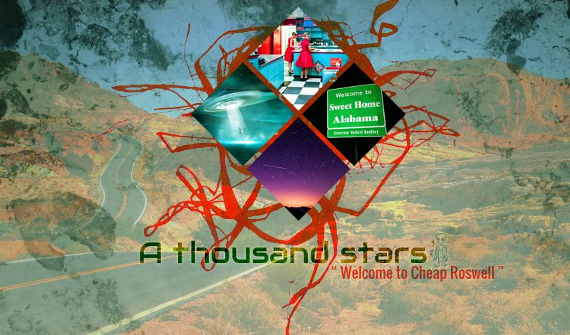 A thousand stars