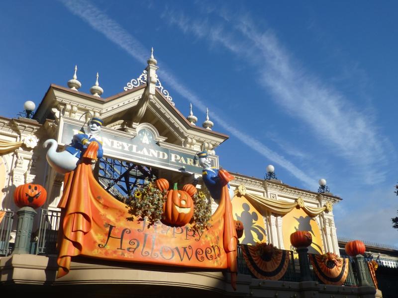 Trip Report d'une journée drôlement effrayante le 8 octobre pour Halloween et TR d'un séjour au Cheyenne les 19 et 20 novembre pour Noël :) 849015P1230998