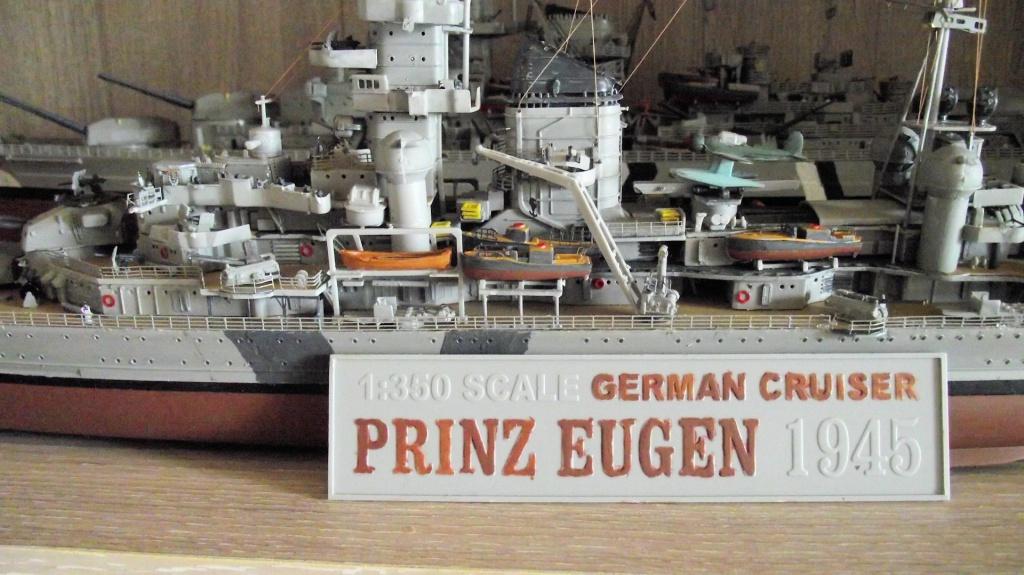 Prinz Eugen Trumpeter au 1x350 avec PE 849416PrinzEugen1x35070