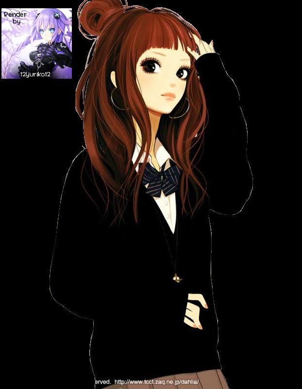 Render anime girl 849671animegirlrenderby12yuriko12d5oix4tCopie