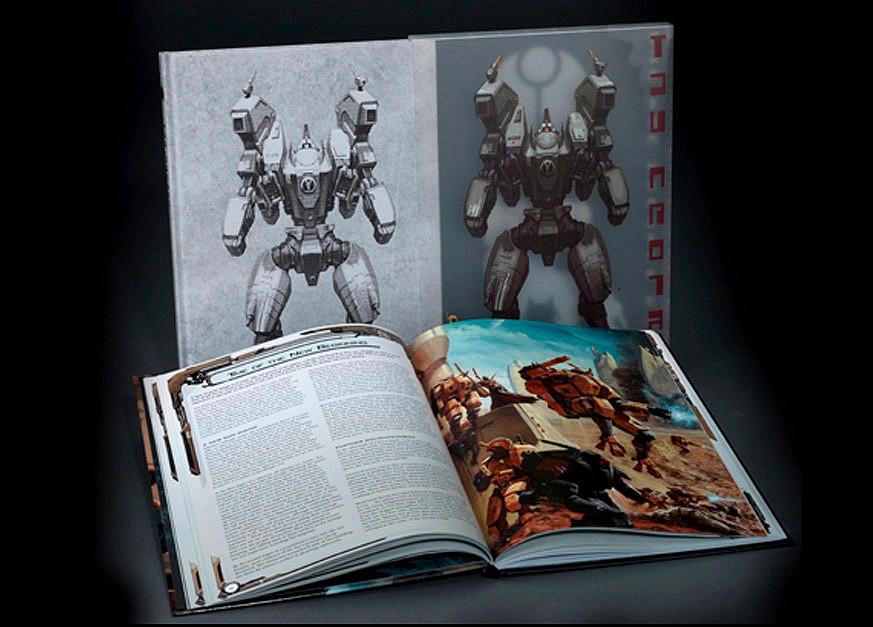 Codex: Empire Tau Édition Limitée (en anglais) 849728CodexTaulimitededition2