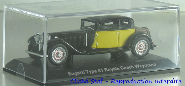 "Wagon porte autos Bugatti ""M. Fritz Schlumpf"" 849772BOSBugattiRoyalejauneIMG4610R"