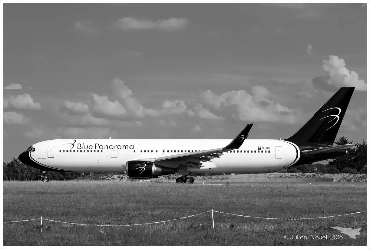 [22/07/2016] Boeing 767-300 (EI-CMD) Blue Panorama 8498552016072226702