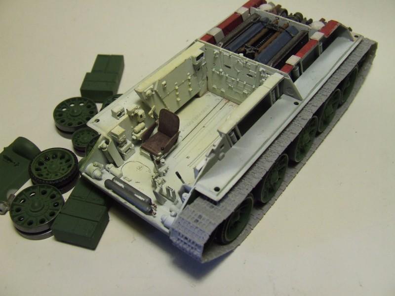 C'est reparti pour un T 34... 8498918007