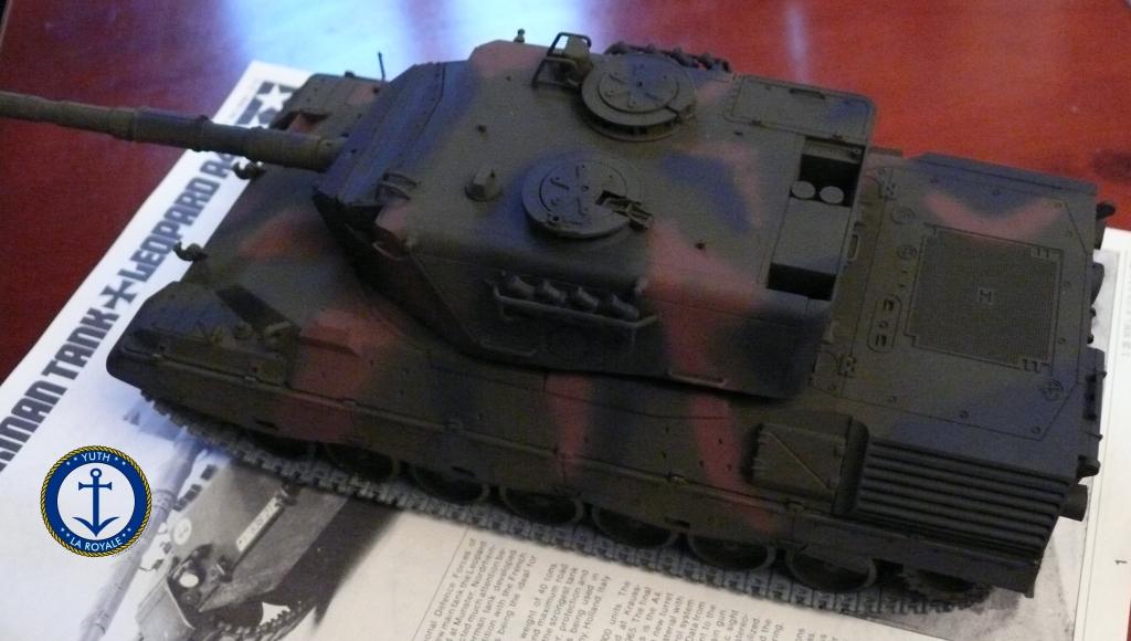 Bundeswehr Leopard 1 A4 850773leoparda441