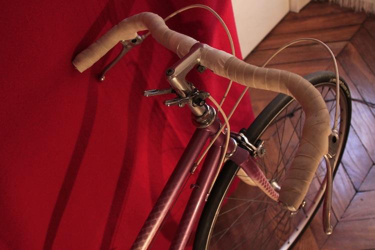 Vélo femme cadre avec tube de selle cintré 850849MG8938