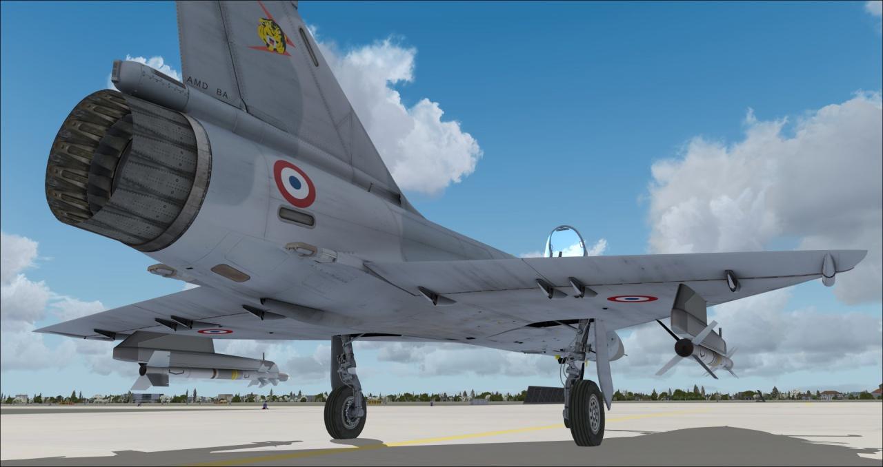 Mirage 2000-C 850966M2K10