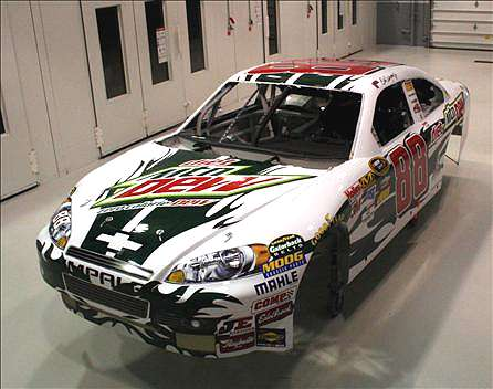 Chevy Impala 2010 #88 Earnhardt jr Mountain dew diet 8514800C200788