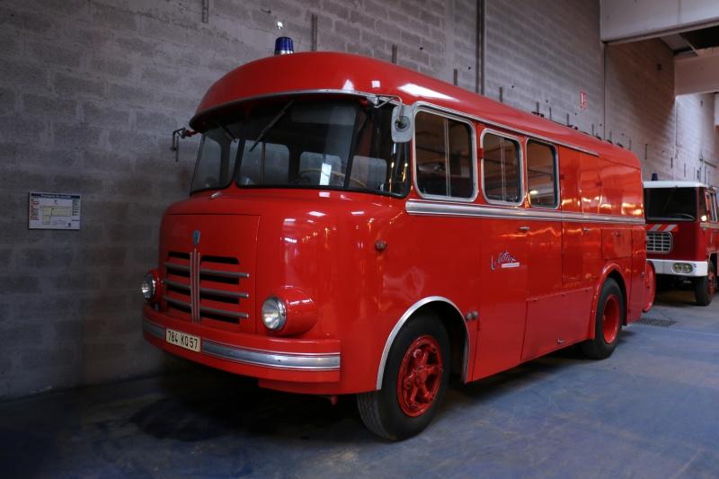 Des camions à gogo....Musée des sapeurs pompiers de Lyon 851600IMG6571