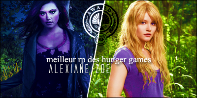 [Hasard] He who fears death dies every time he thinks of it - Catalina & Zoé (J6) 852102meilleurrphungergames