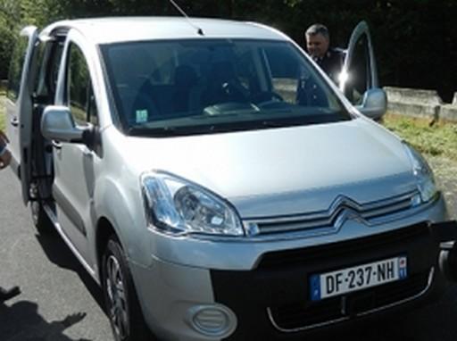 Les Citroën Berlingo avec radar embarqué arrivent sur les routes 852312CitronBerlingoradar2