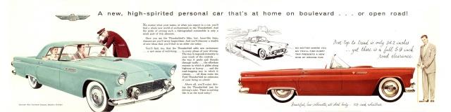 ford thunderbird 1955 au 1/16 de chez amt  8525231955FordThunderbirdFolder0205