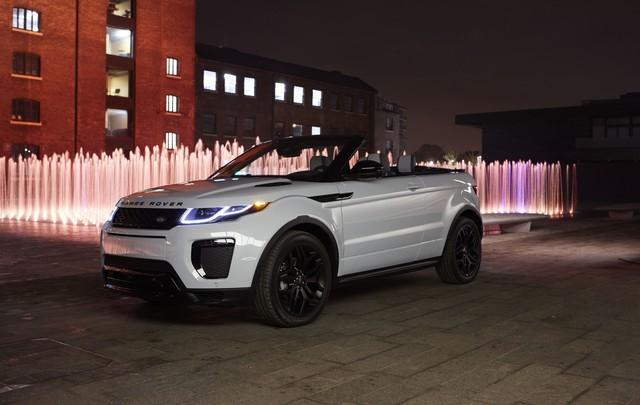 Range Rover Cabriolet, Un SUV Pour Toutes Les Saisons 852886RREVQConvertibleReveal03