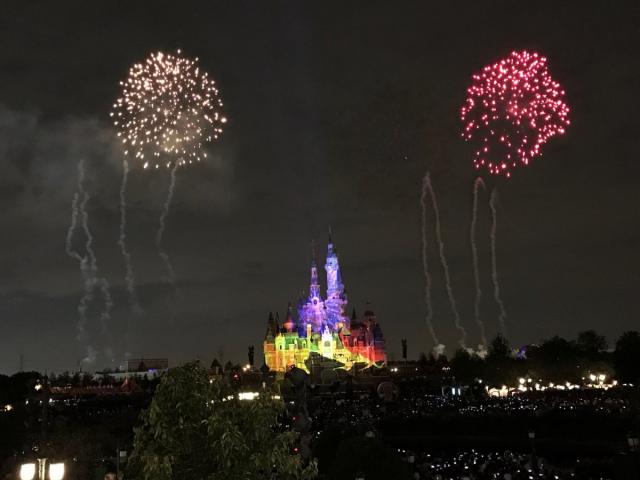 Shanghai Disneyland (2016) - Le Parc en général - Page 39 853056W769