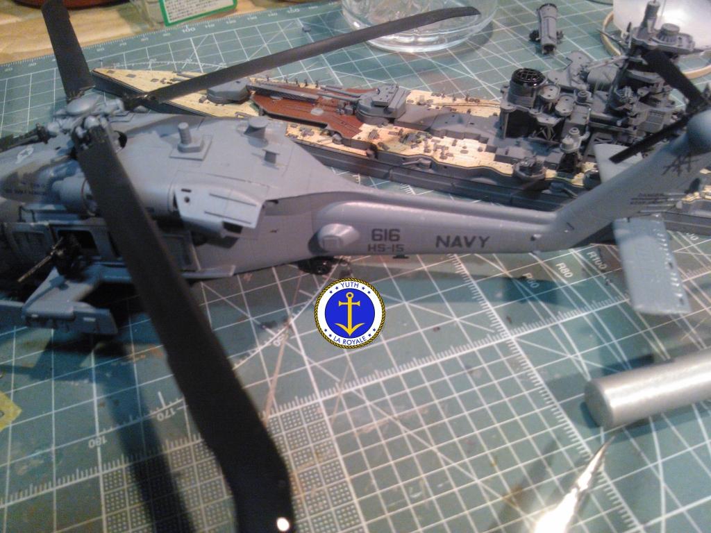 HH-60H RESCUE HAWK 853703HH6022