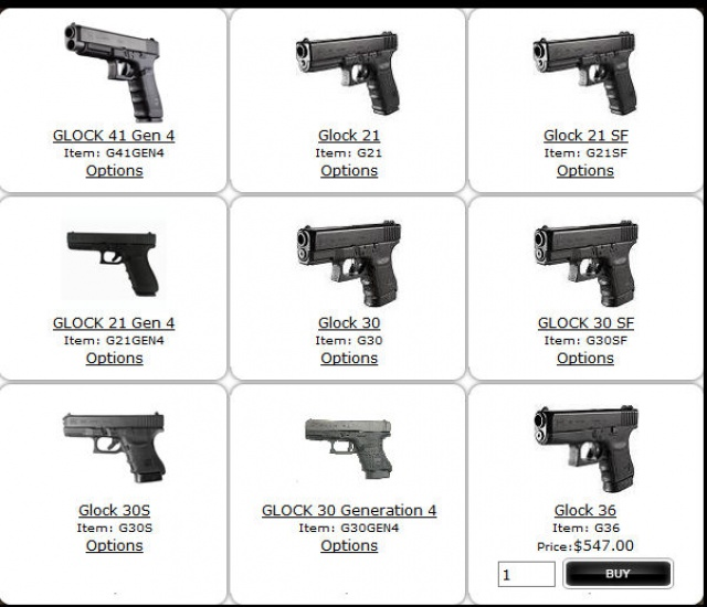 Nouveau Glock 30S 854233glock45acp