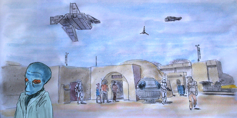 Aquarelles Star Wars - Page 3 854469sw5x