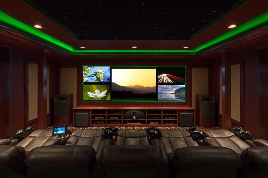 Votre Coin Jeux / Votre Installation Home Cinéma... - Page 7 854809GamingRoomSetupnocomment