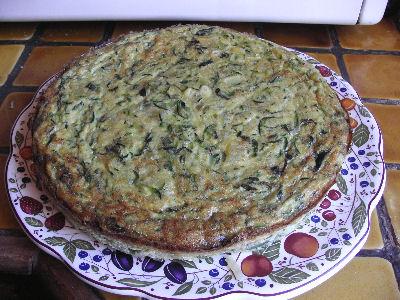 Tortilla Aux courgettes et Pommes de terre façon Vannades 854868470