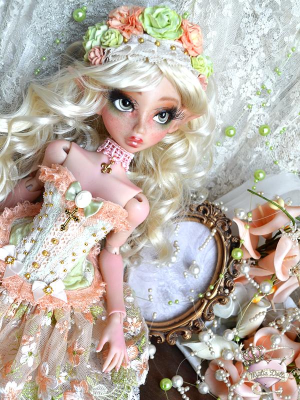 † Mystic Dolls † : Dernier modèle dispo - Arielle en fullset 854986ArielleFlowerGirl09