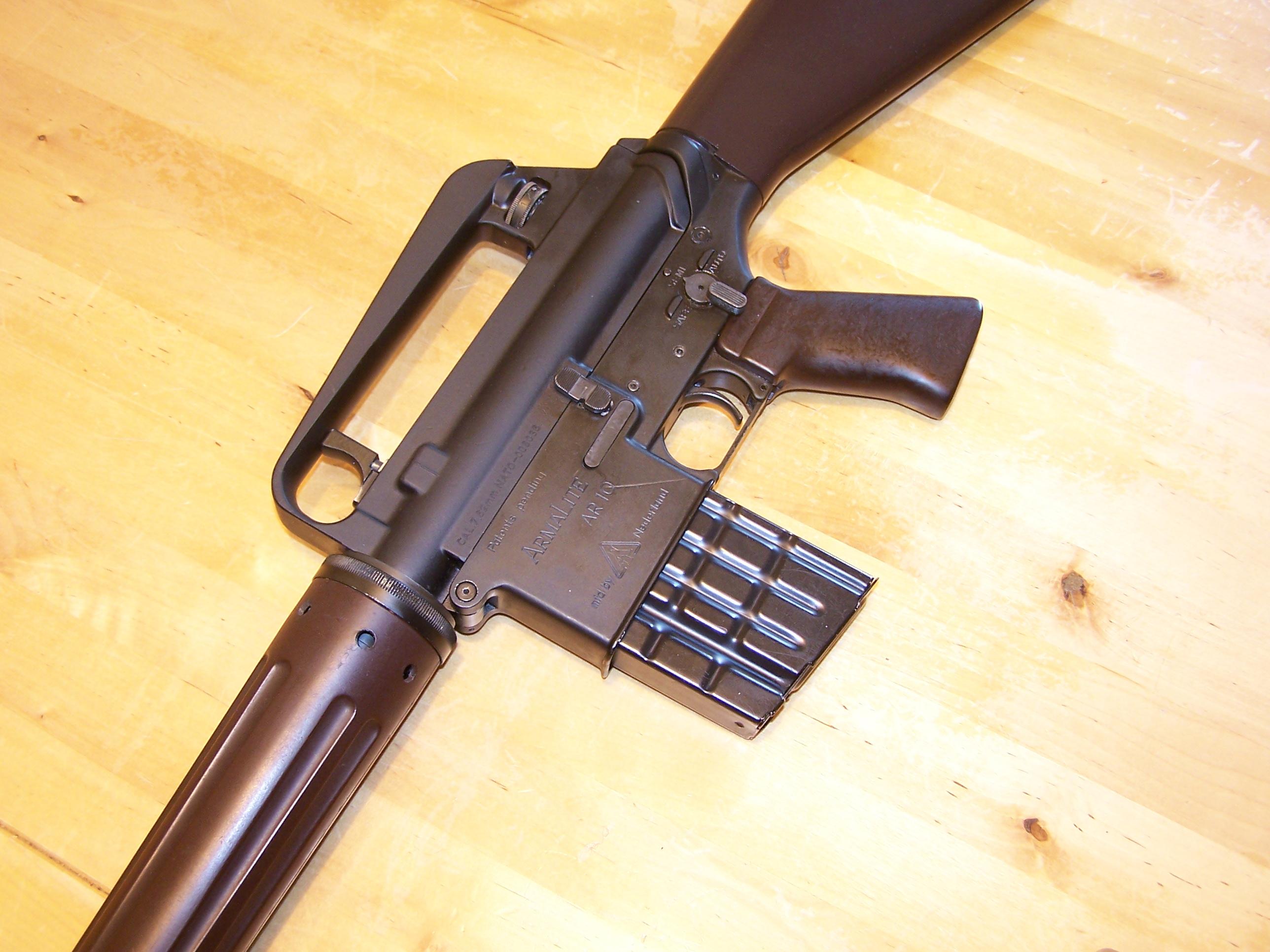 AR-10 Armalite 308w le vraiiiii  8558431004520